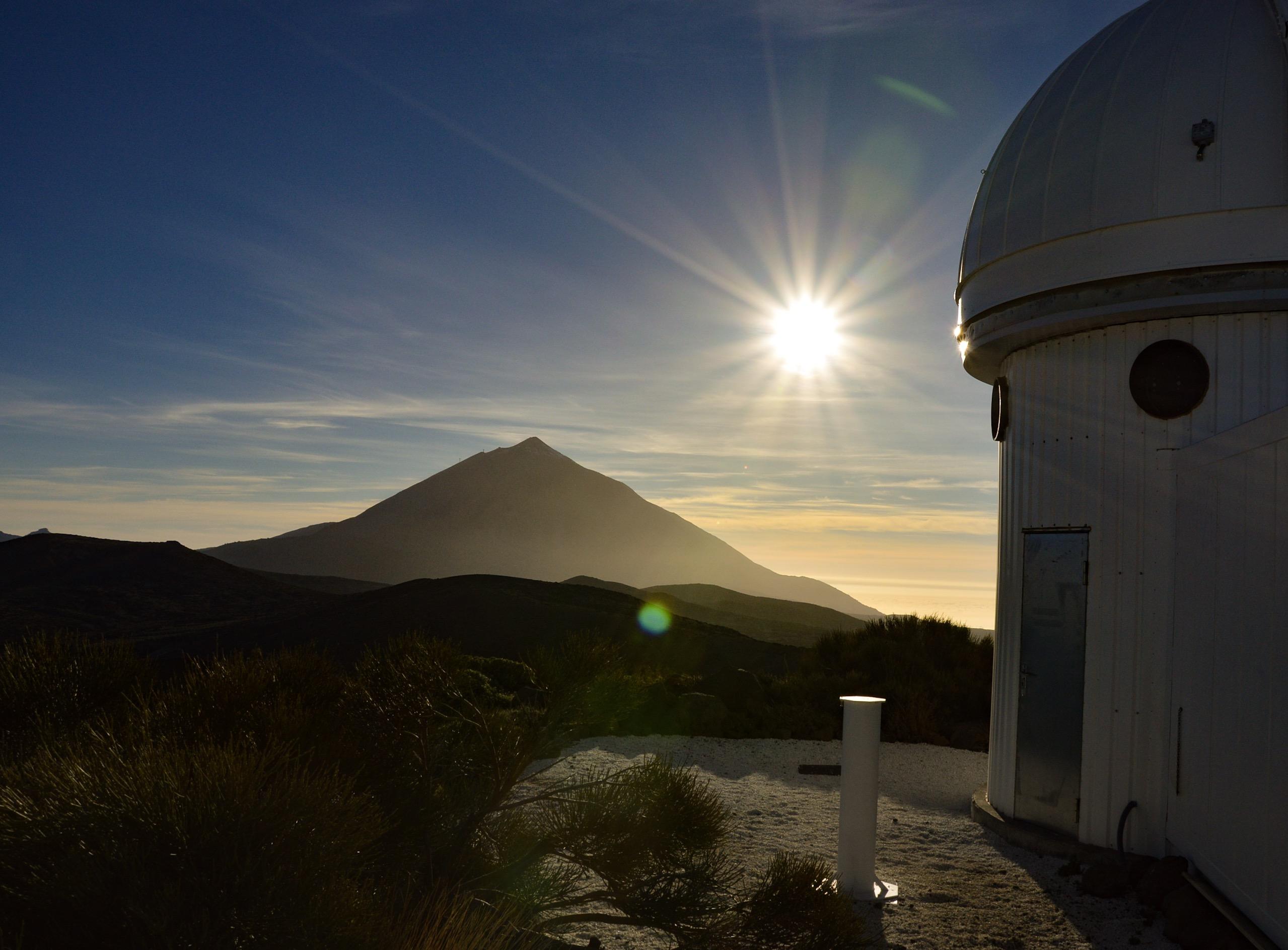 Observatorio Izaña